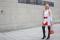 madalina misu, blog moda, fashion blog, signature by mm, signature by m&m, multicolor coat, hearted skirt, heart pattern skirt, fashion, top bloggers, bloggeri de top, style, trendsetter, cum ne imbracam, outfit, love moschino, moschino, fashion days, bagatt